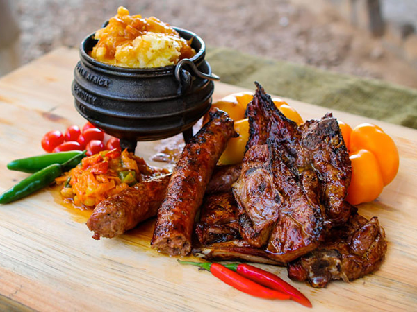 South Africa Famous Food Dishes